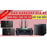 Dàn karaoke gia đình BC-T78GD