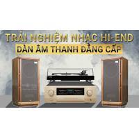 Dàn nghe nhạc Hi-End 2020-02 (Tannoy Stirling GR+ Accuphase E380+Yamaha TT-N503)