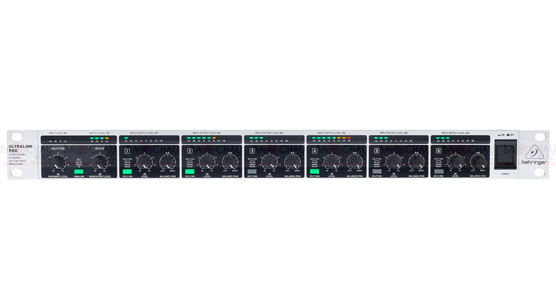 Bàn mixer Behringer MX882 V2