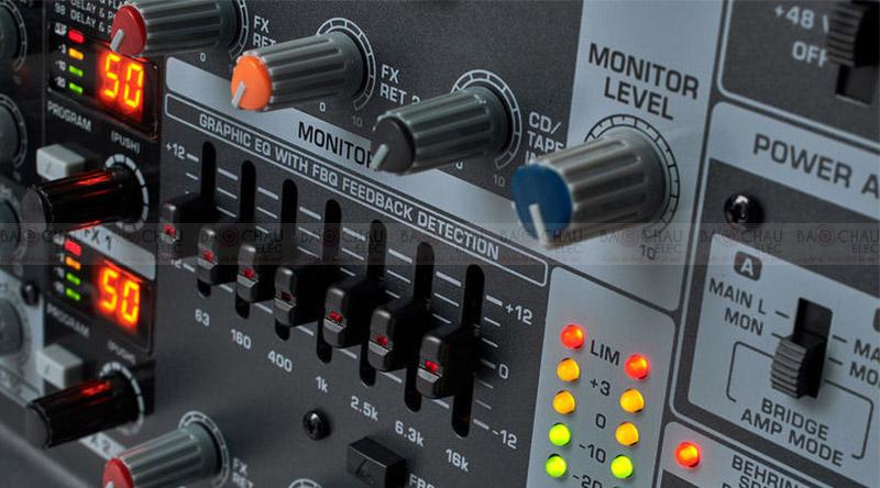 Bàn mixer Behringer PMP 1680S