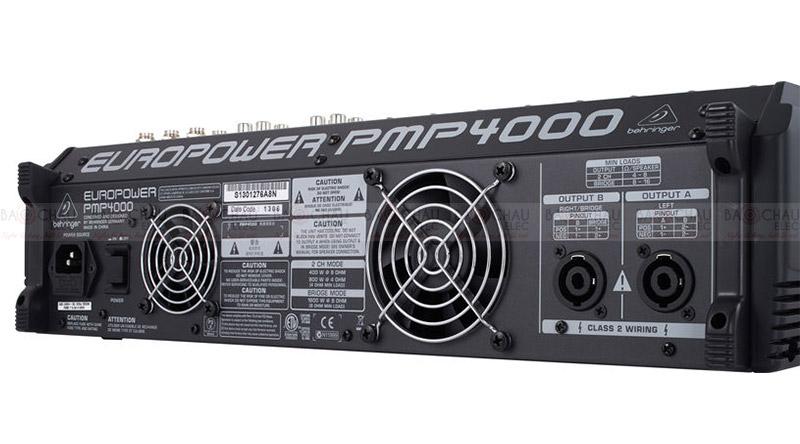 Bàn mixer Behringer PMP 4000