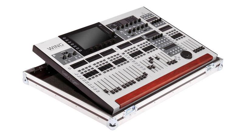 Bàn mixer Behringer WING Mixercase Bundle