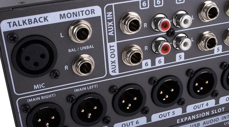Bàn mixer Behringer X32 Rack