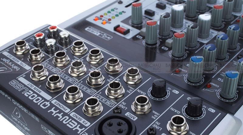 Bàn mixer Behringer Xenyx Q1002USB