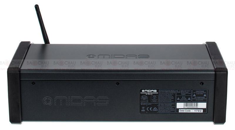 Bàn mixer Midas MR 12
