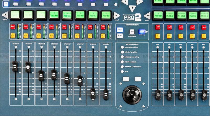 Bàn mixer Midas Pro2CC-IP