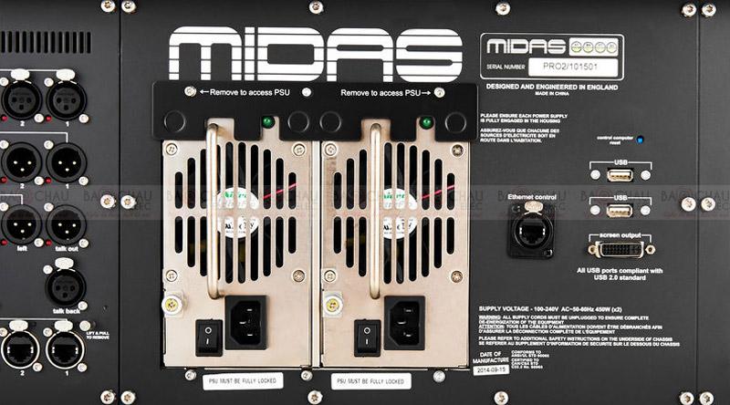Bàn mixer Midas Pro2CC-TP