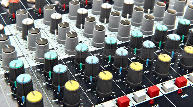 Bàn mixer Soundcraft EPM 8
