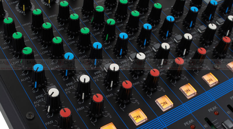 Bàn mixer Yamaha MG12XU