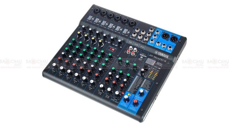 Bàn mixer Yamaha MG12XUK