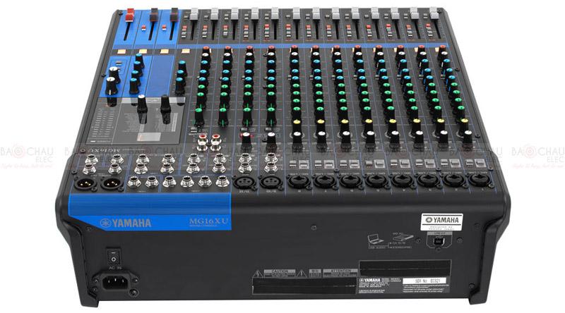 Bàn mixer Yamaha MG16XU