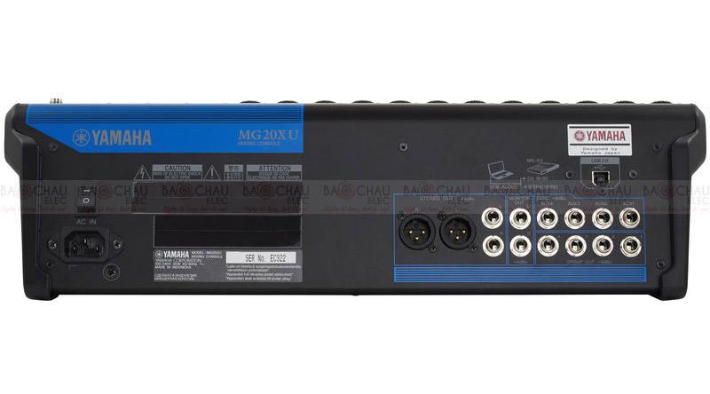 Bàn mixer Yamaha MG20XU