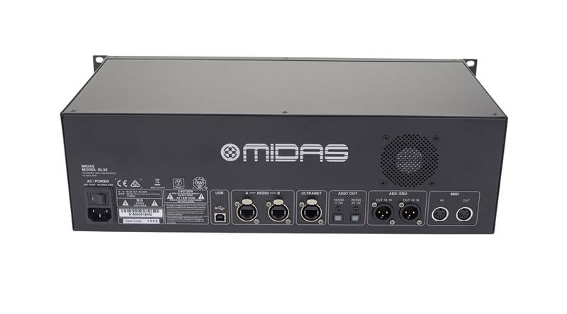 Bộ trộn âm thanh Midas DL 32