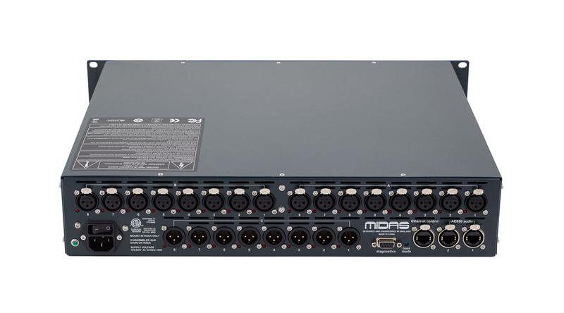Bộ trộn âm thanh Midas DL153