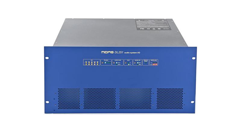 Bộ trộn âm thanh Midas DL251