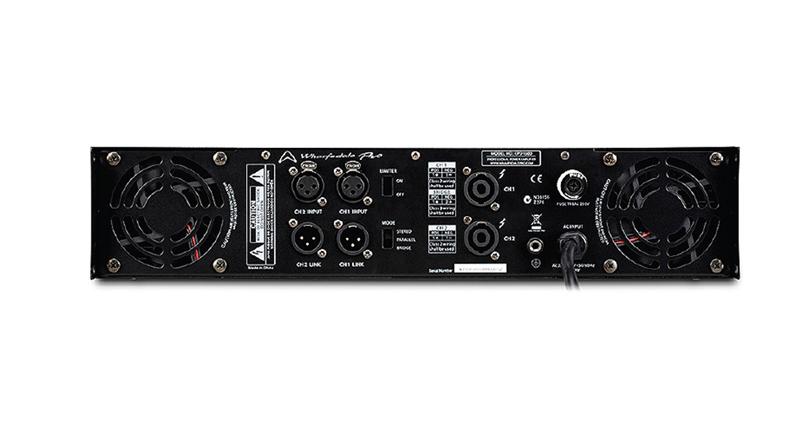 Cục đẩy công suất Wharfedale CPD1600