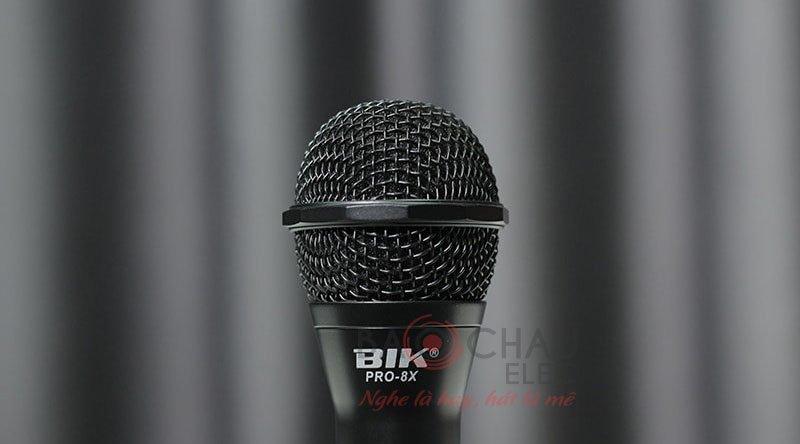 Micro có dây BIK Pro-8X