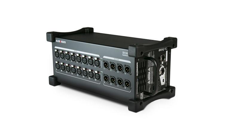 Mixer Allen & Heath DX168