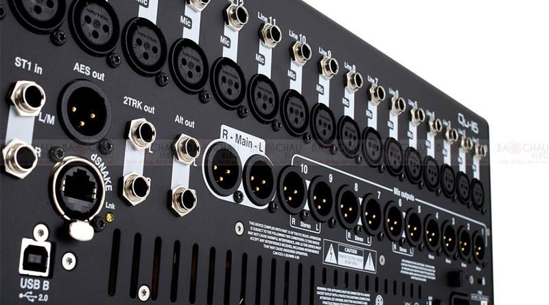 Mixer Allen & Heath Qu-16 Chrome