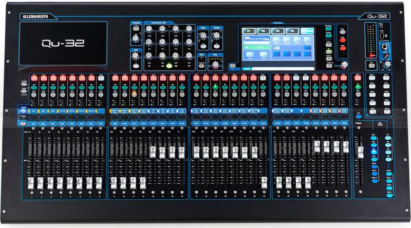 Mixer Allen & Heath Qu-32 Chrome