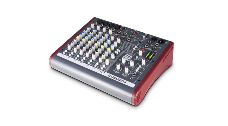 Mixer Allen & Heath ZED-10FX
