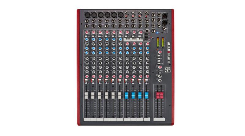 Mixer Allen & Heath ZED-1402