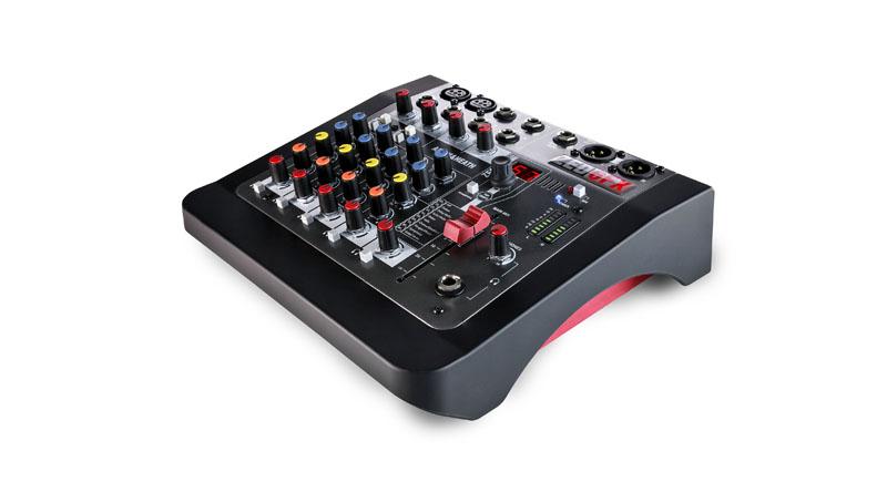 Mixer Allen & Heath ZED-6FX