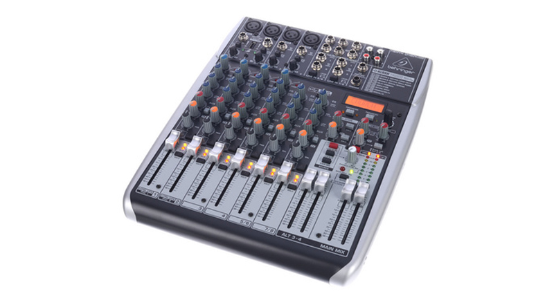 Mixer Behringer Xenyx QX 1204 USB B-Stock