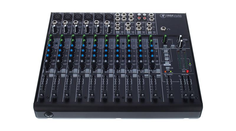 Mixer Mackie 1402 VLZ4