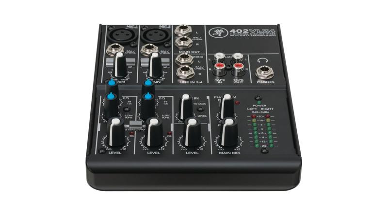 Mixer Mackie 402 VLZ4