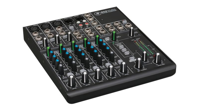 Mixer Mackie 802 VLZ4