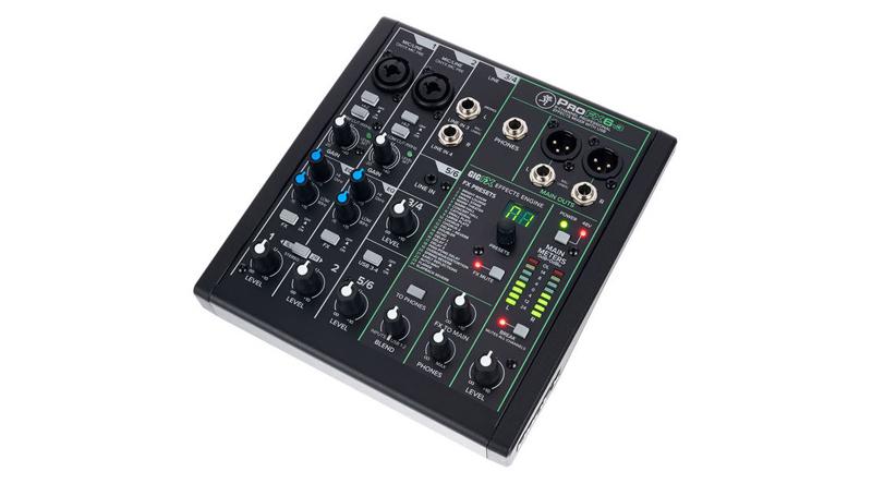 Mixer Mackie Performer Bundle