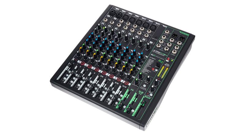 Mixer Mackie ProFX12v3