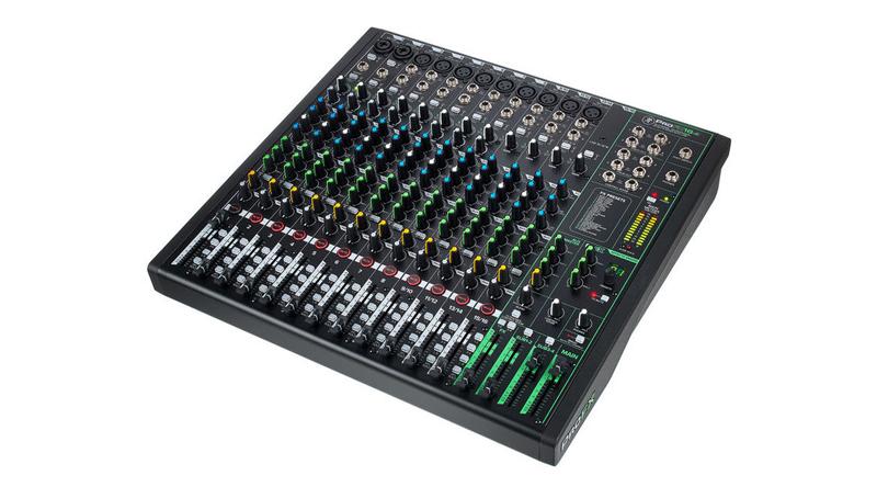 Mixer Mackie ProFX16v3