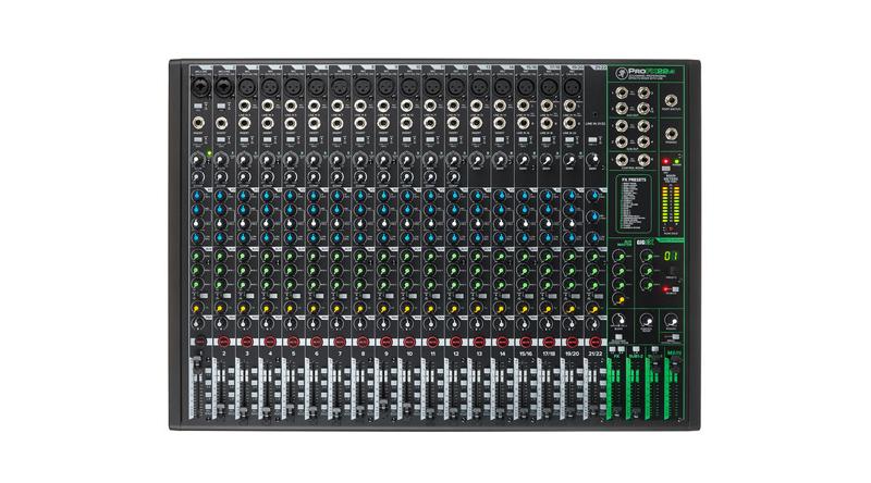 Mixer Mackie ProFX22v3