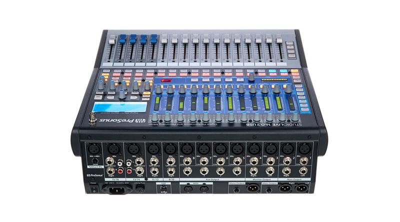 Mixer Presonus StudioLive 16.0.2 USB