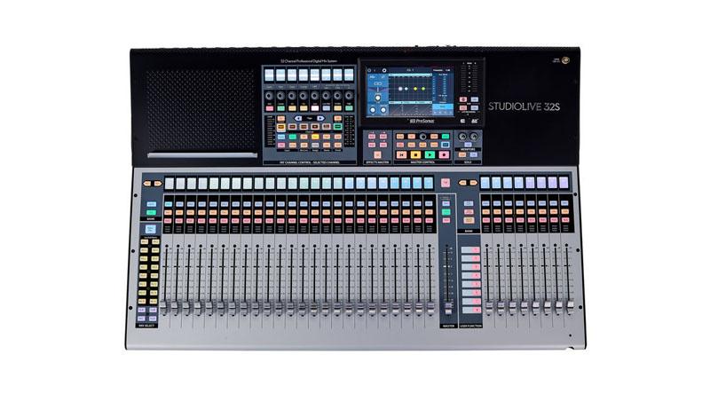 Mixer Presonus StudioLive 32S