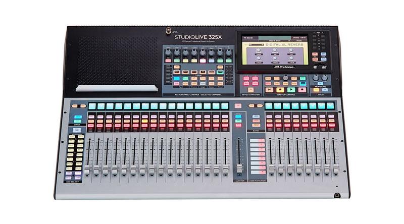 Mixer Presonus StudioLive 32SX