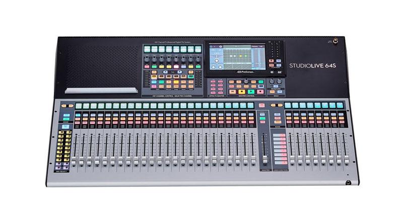 Mixer Presonus StudioLive 64S