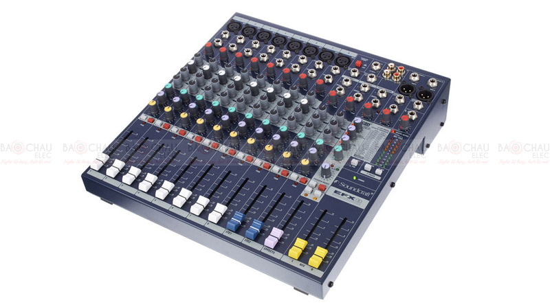 Mixer Soundcraft EFX8 (NK)