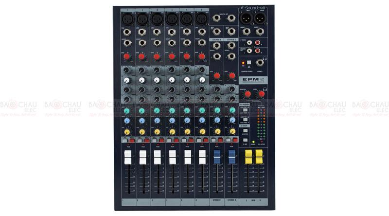 Mixer Soundcraft EPM 6