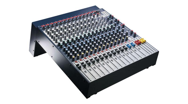 Mixer Soundcraft GB2-12.2R