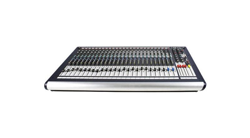 Mixer Soundcraft GB2-24 + 2