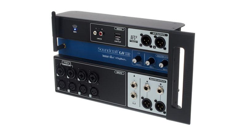 Mixer Soundcraft Ui12 B-Stock