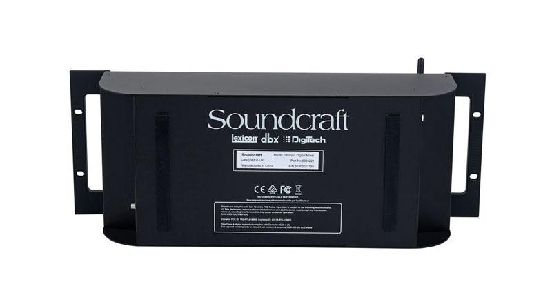 Mixer Soundcraft Ui16 Bundle