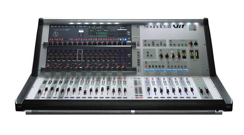 Mixer Soundcraft VI1