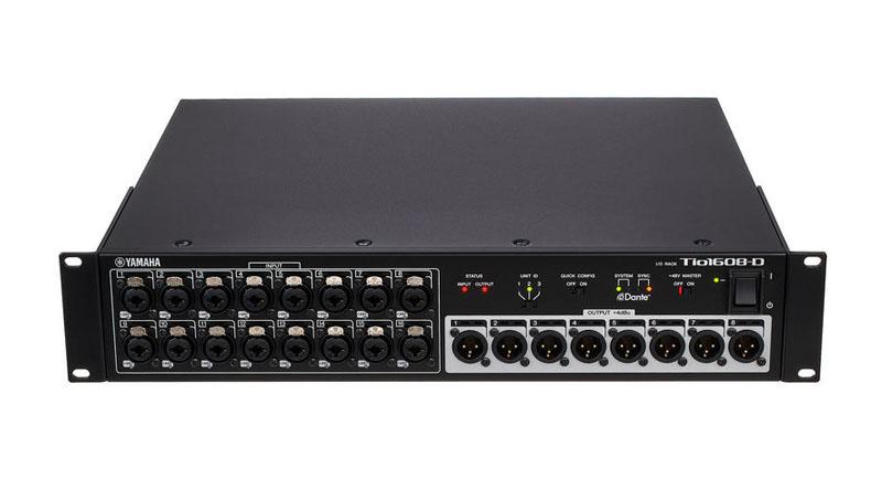 Mixer Yamaha Tio 1608-D