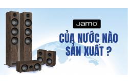 Loa Jamo của nước nào sản xuất?