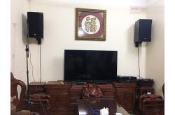 Nâng cấp dàn karaoke cho anh Chưởng tại Hải Phòng với cặp loa RCF CMAX 4112 hay nhất thế giới