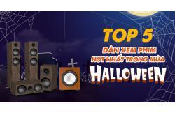 TOP 5 dàn xem phim HOT nhất trong mùa Halloween 2020